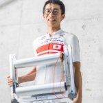西薗良太が教える「自転車競技のウォーミングアップ」